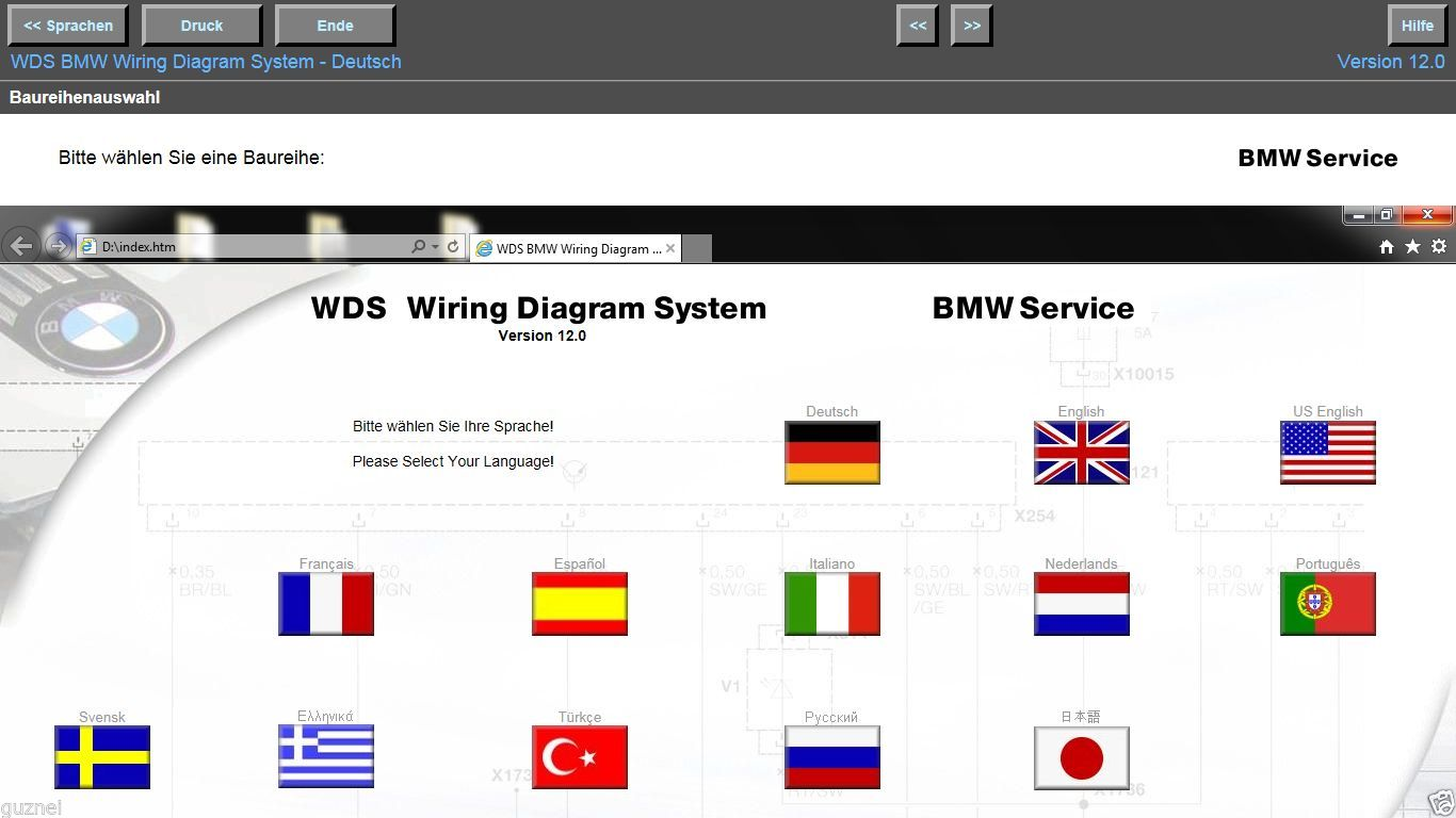 F C Df A B Ac A A A C F F on Wds Bmw Wiring System Diagram