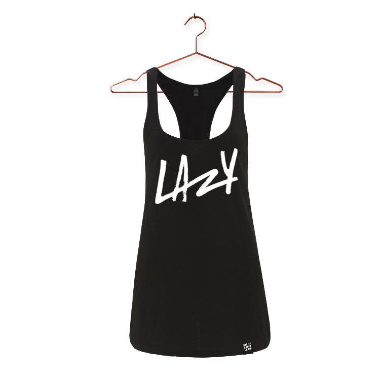 #LAZY | Frauen Tank Top | Artikelnummer: 6002191