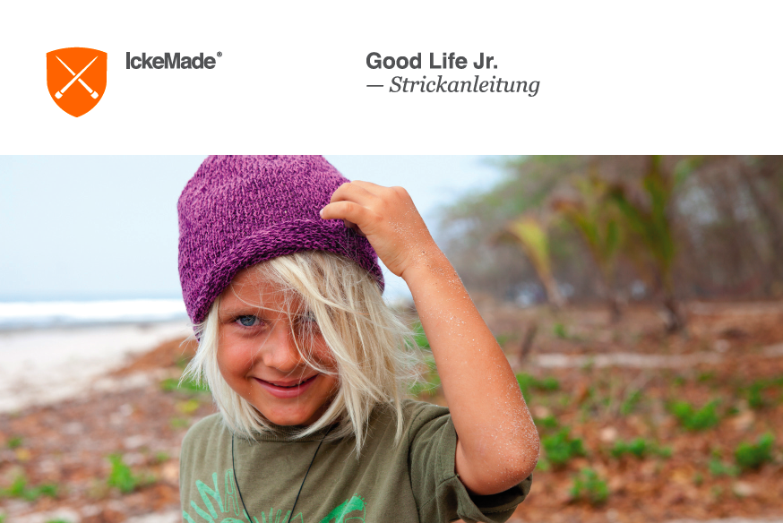 Strickanleitung Good Life Jr