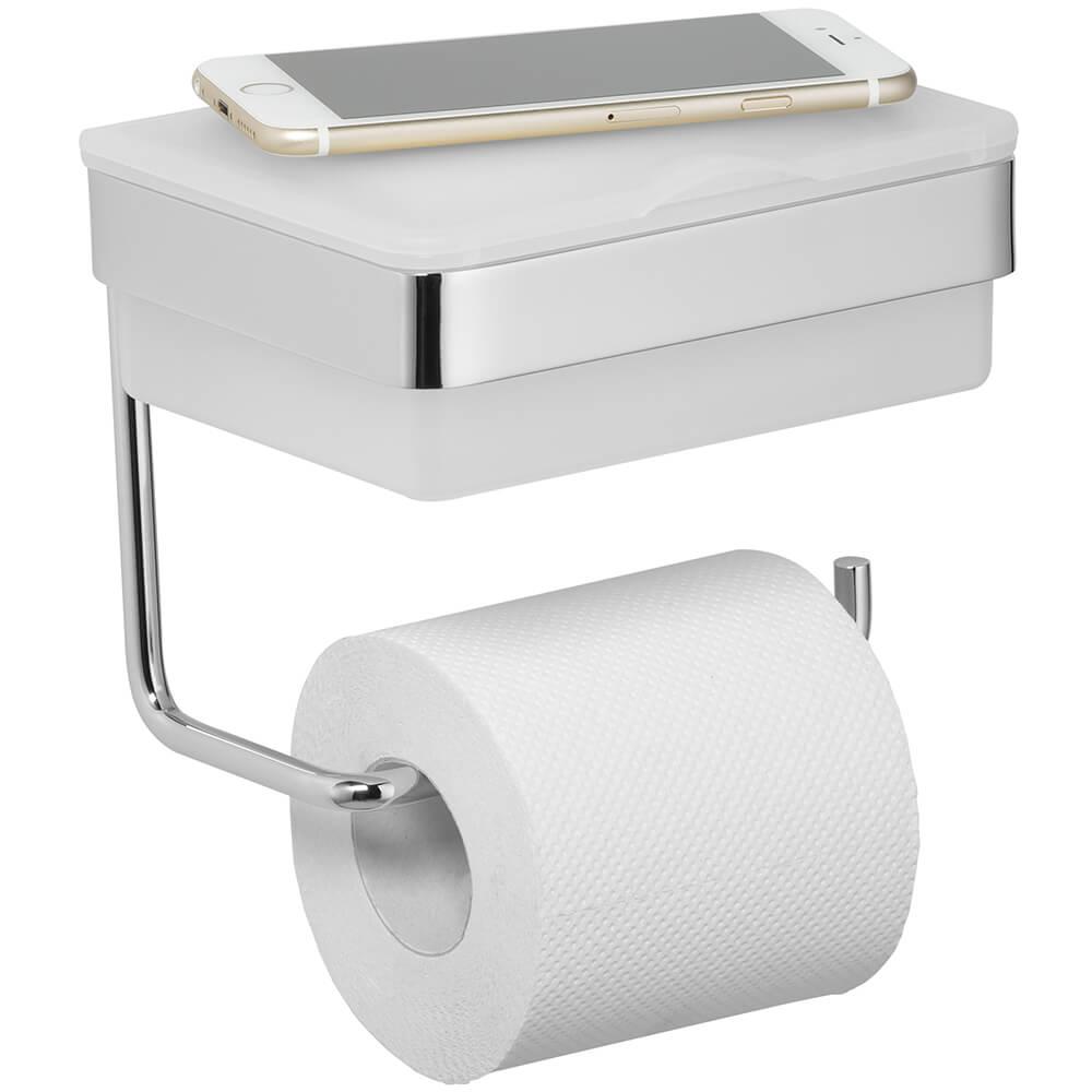 avenarius universal feuchtpapierbox mit papierhalter 9002065010 creativbad. Black Bedroom Furniture Sets. Home Design Ideas