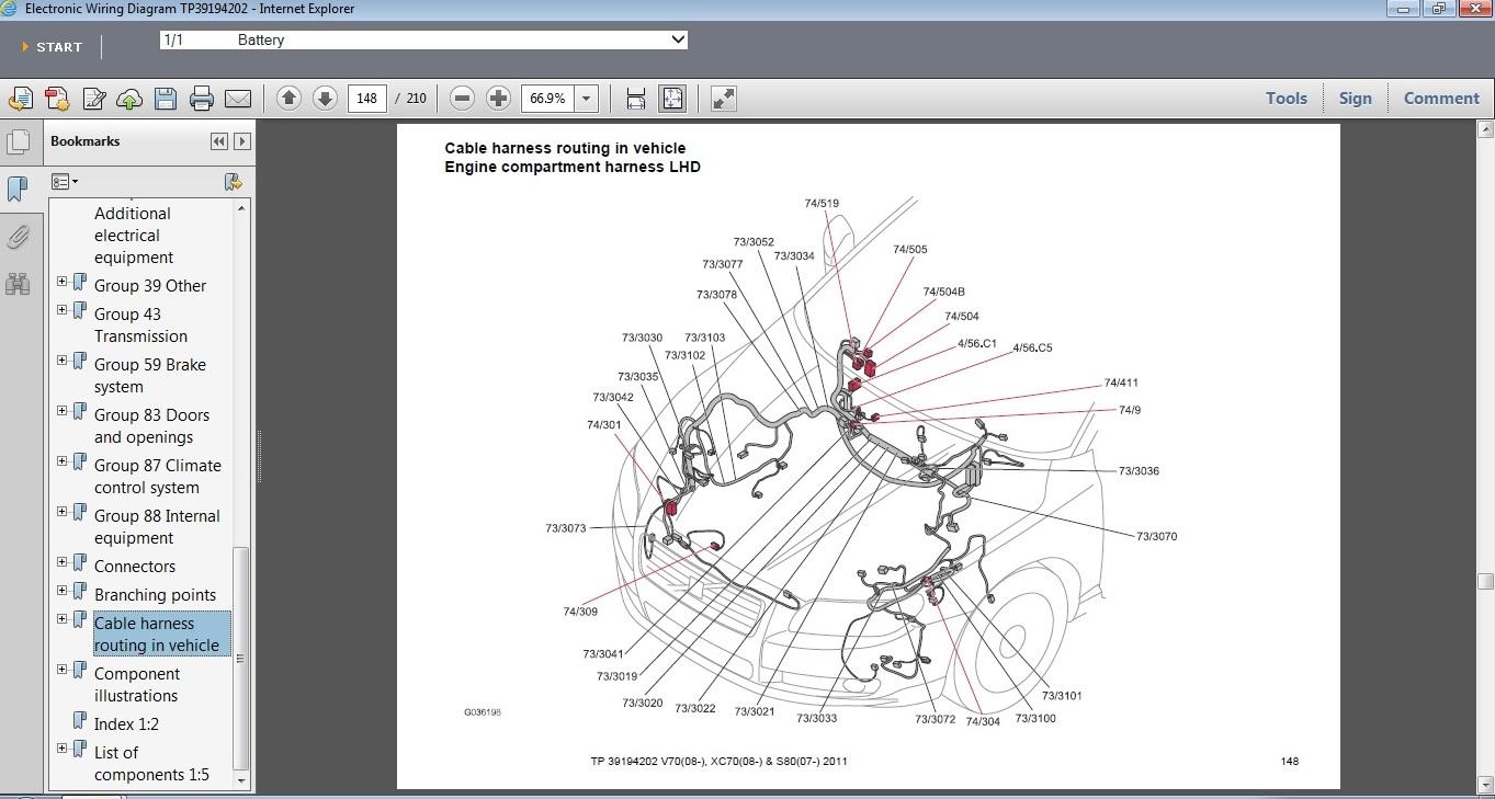 Volvo Vida Ewd Schalt Stromlaufplne 2014d Lebenslange Lizenz Wiring Diagram Fl6 Pdf