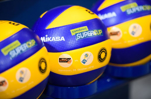 Volleyball comdirect Supercup: Innovatives Event mit starken Partnern