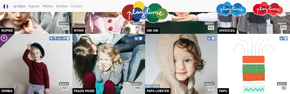 PL becomes first timer at Playtime Paris