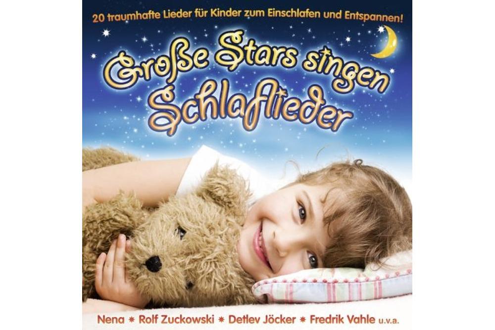 Große Stars Singen Schlaflieder 20 Traumhafte Lieder Fü