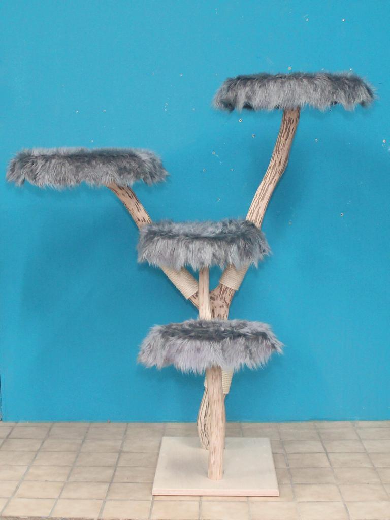 kratzbaum naturholz 185 cm naturkratzbaum 0620 diworo. Black Bedroom Furniture Sets. Home Design Ideas