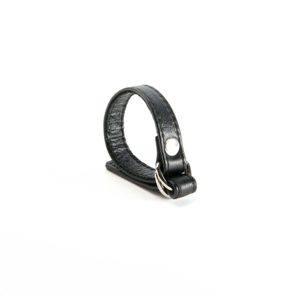 Cockriemen STRAP D-Ring