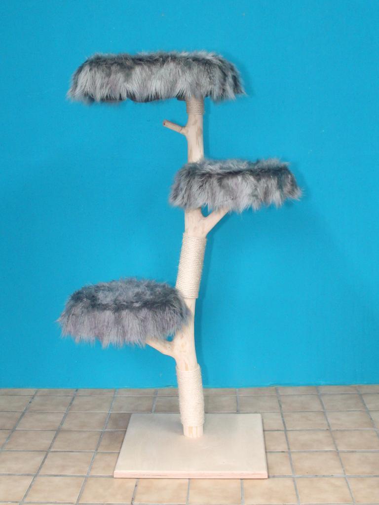 reserviert kratzbaum naturholz 167 cm naturkratzbaum. Black Bedroom Furniture Sets. Home Design Ideas