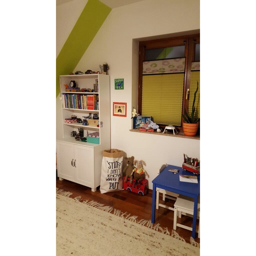 Spielzeugaufbewahrung sack mit lustiger schrift - Aufbewahrungsboxen kinderzimmer design ...