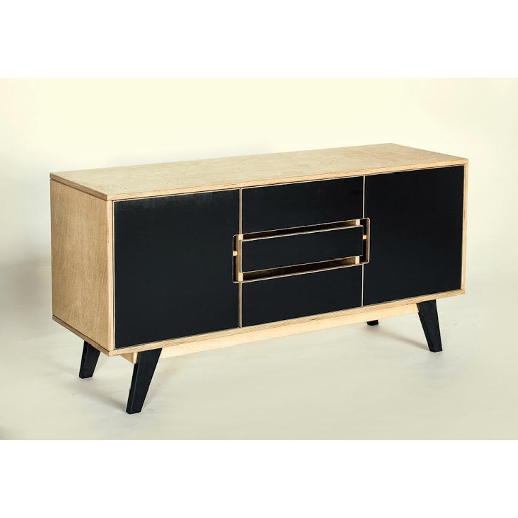 kommode aus holz mit schubladen neues nordisches design. Black Bedroom Furniture Sets. Home Design Ideas
