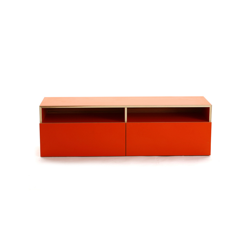 Sideboard Design orange