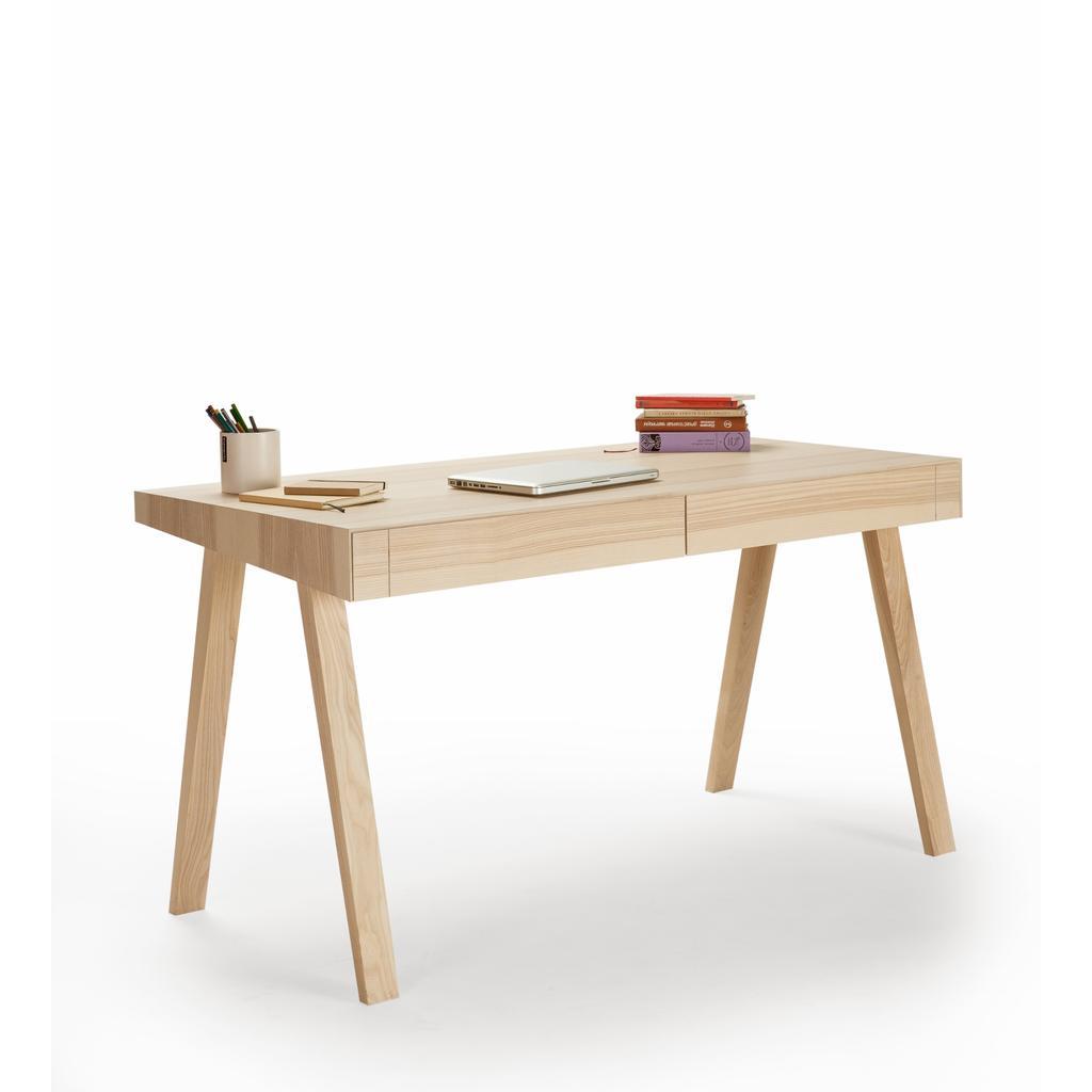 Schreibtisch design holz  Schreibtisch 4.9