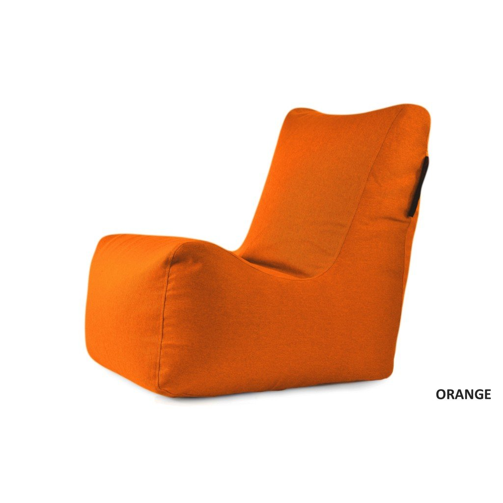 Sitzsack orange