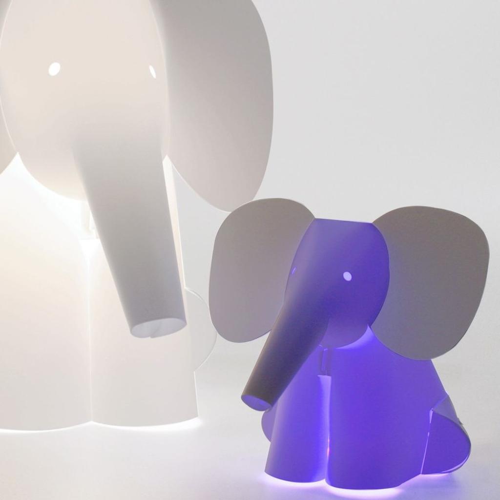 led kinderlampe kerryskritters. Black Bedroom Furniture Sets. Home Design Ideas