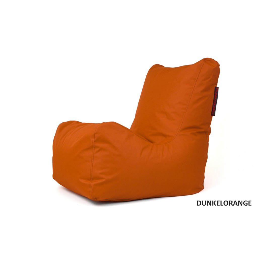 Sitzsessel orange