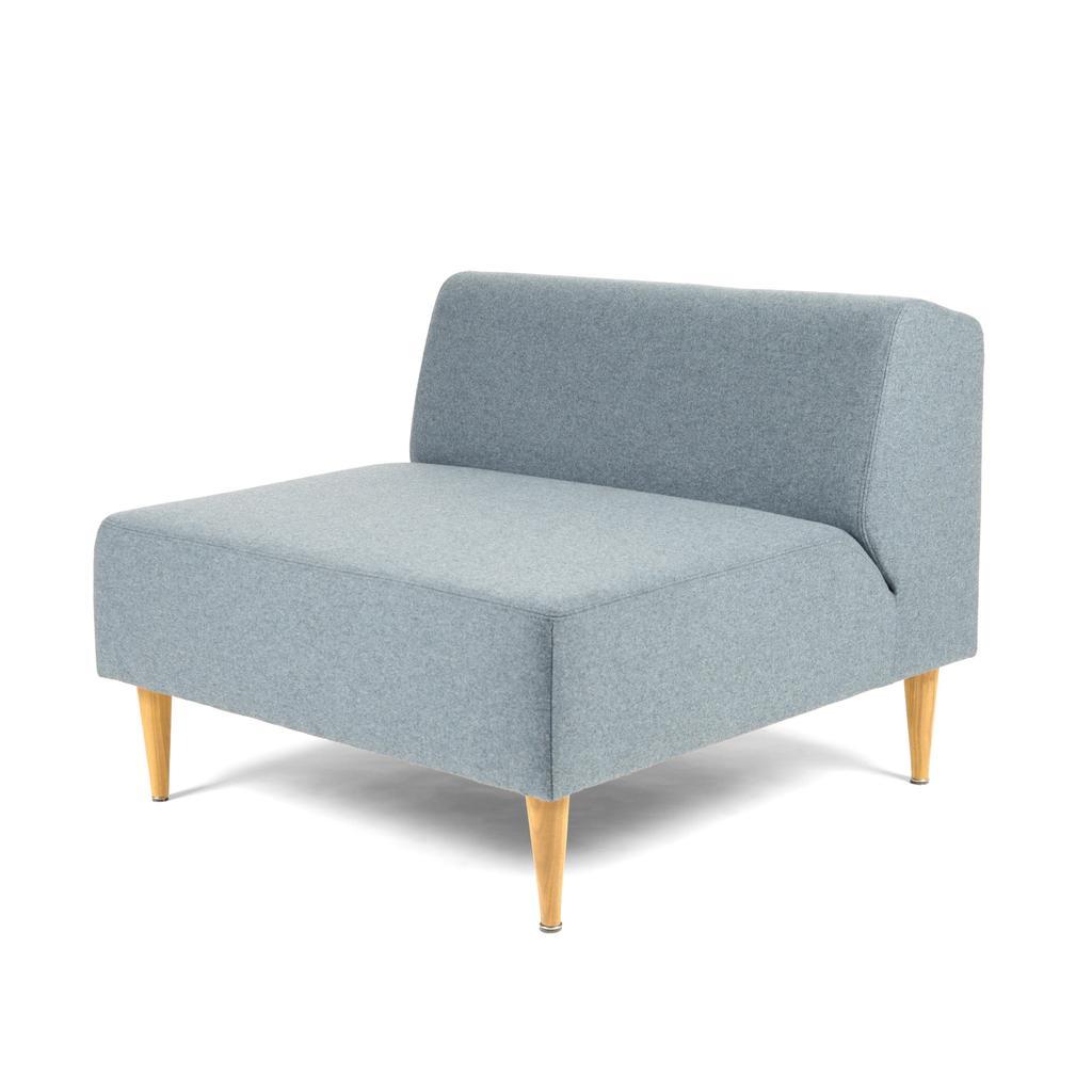 Ecksofa im skandinavischen Look - Sitzelement
