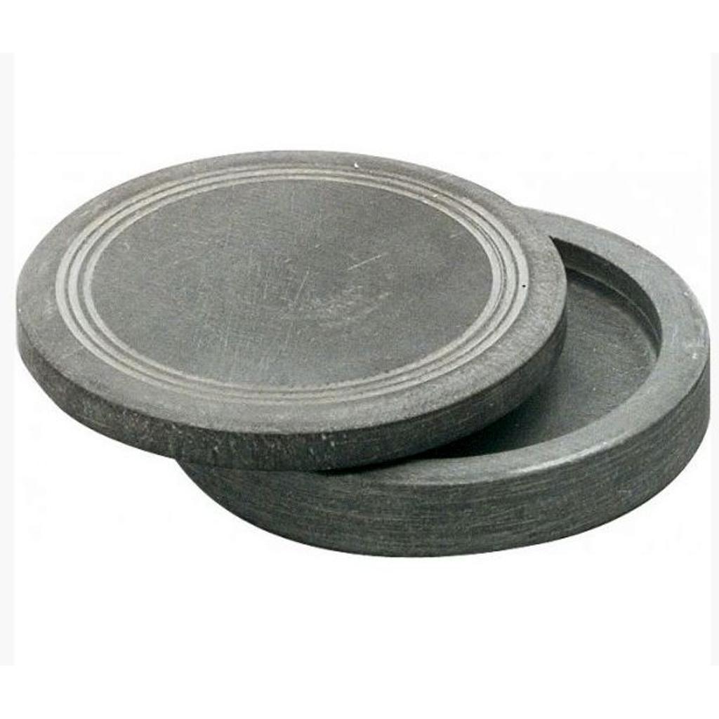 Chinesische reibeschale rund mit deckel zum anreiben von for Deckel rund 60 cm