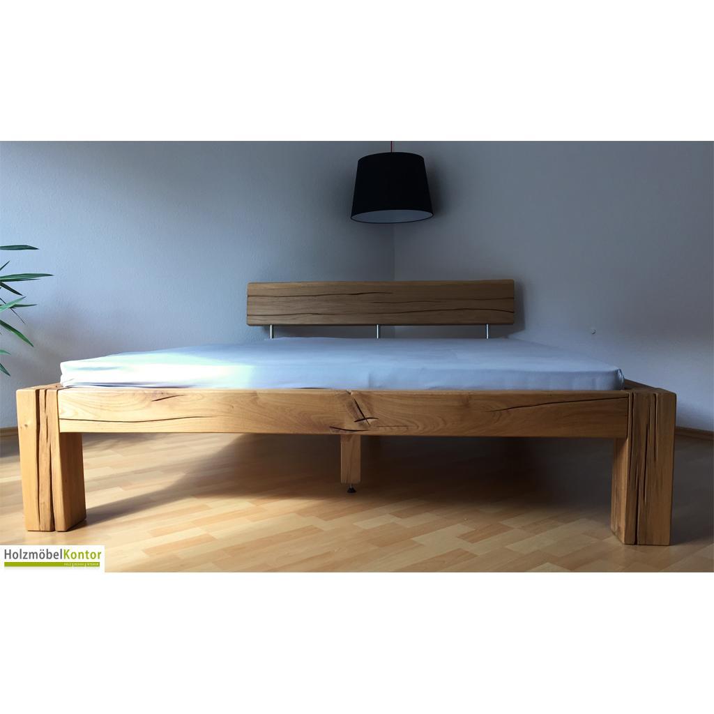 bett wildeiche 180x200 bett von. Black Bedroom Furniture Sets. Home Design Ideas