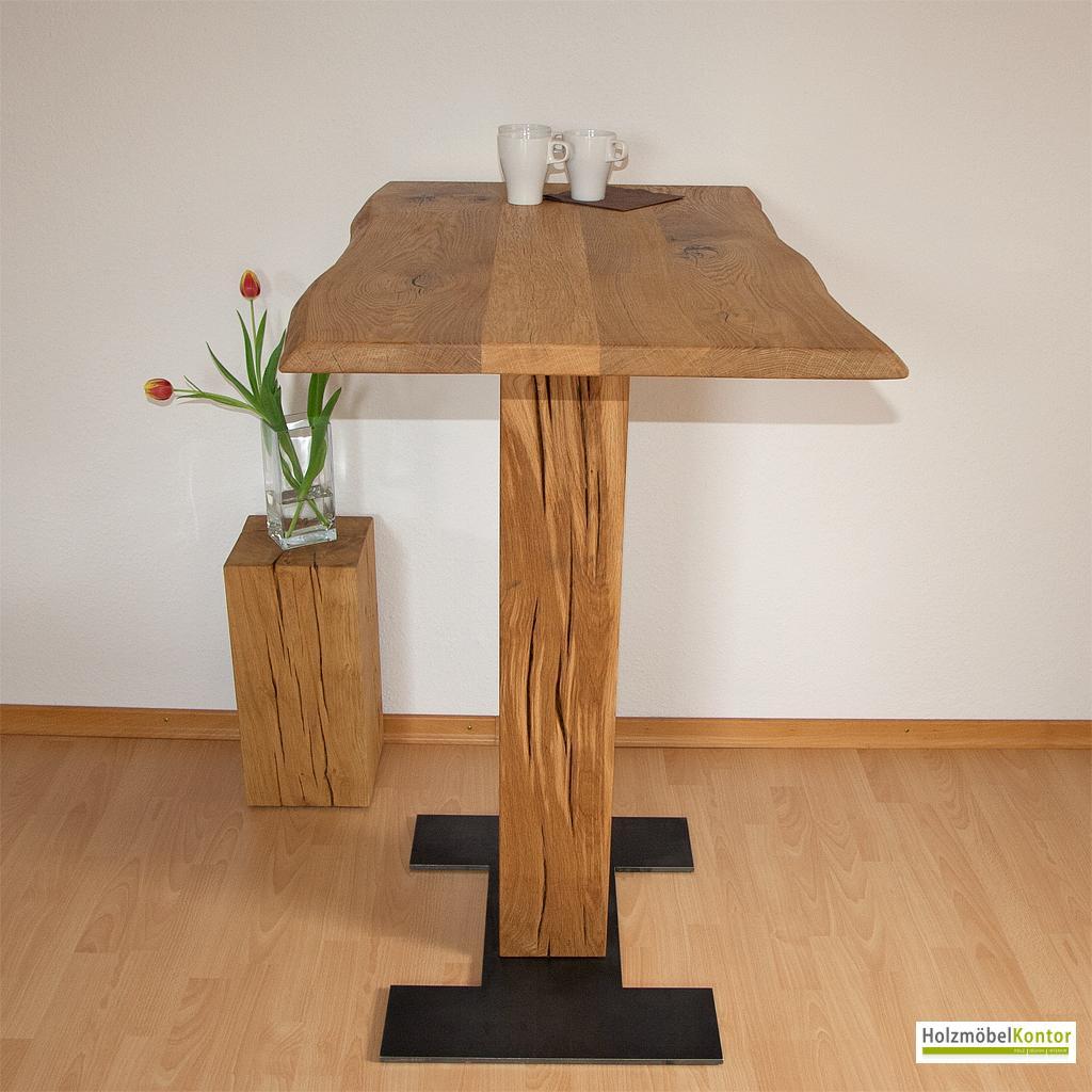 Stehtisch design tische zuhause b ro for Design tische holz