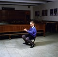 Clarsach Player, St. Marys Music School, Edinburgh, 1998 Edition 20