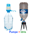 Pumpe Young Collection BLEUE plus Idris plus 2 Adapateur Pumpe Young Collection BLEUE plus Idris plus 2 Adapateur