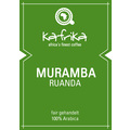 MURAMBA (RUANDA), 100% ARABICA 250g French Press DER AROMATISCHE