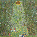 GUSTAV KLIMT: Sunflower
