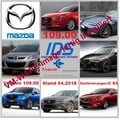 ​Mazda IDS 109.00 + Kalibrierungen c93 Diagnose Software von 04.2018 als VM-WARE fertig installiert Alle Windows-Systeme ab Windows 7  nur 64bit