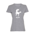 T-Shirt Dinosaurier Damen fiedmie #0005 LADIES S