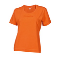 Damen-T-Shirt, orange orange