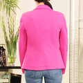 Sweat Blazer (), fuchsia