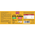 Etikett Methyl B-12 & Methyl-Folate + Vitamin B6