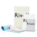 Rivoli Blöcke A6 Hellblau / Light blue