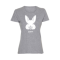 T-Shirt Hase Damen fiedmie #0001 LADIES S
