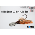 B8LAB - U.S.B. - Chatter Bait 14,2g Golden Shiner
