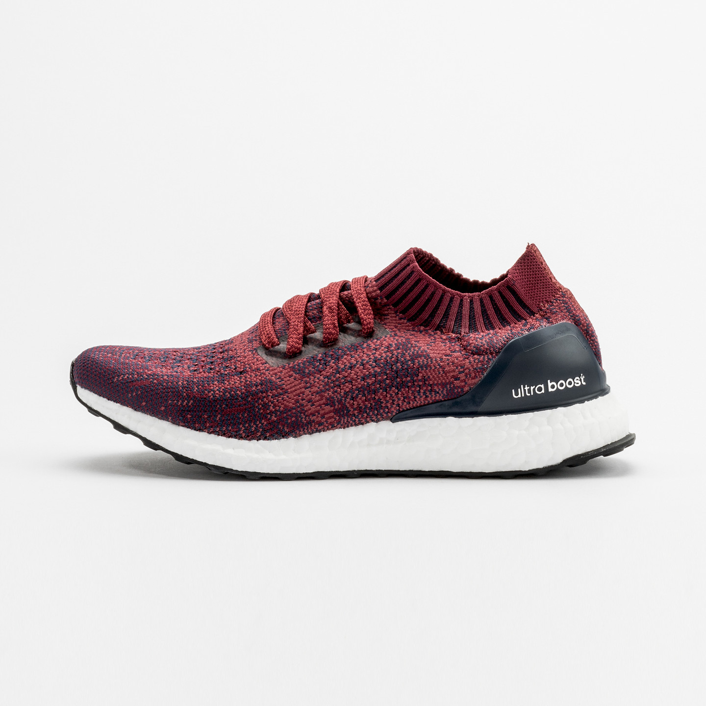 Adidas Ultra Boost Uncaged 'Burgundy' Mystery Red / Coll. Burgundy / Coll. Navy BA9617
