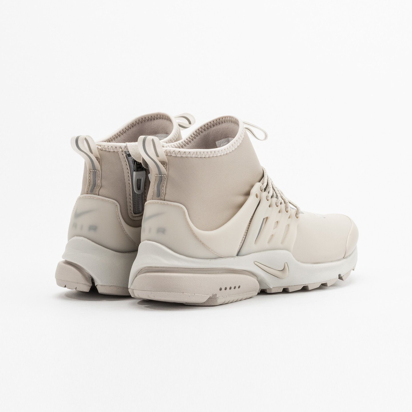 Nike Wmns Air Presto Mid Utility String / Reflect Silver 859527-200