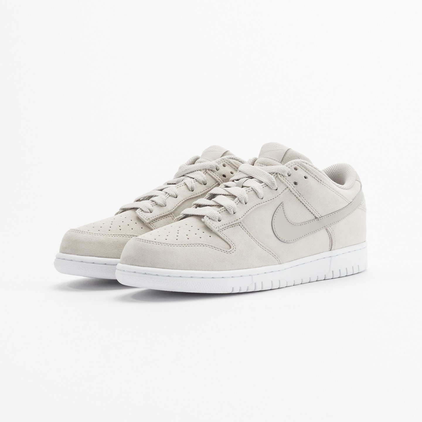 Nike Dunk Retro Low Pale Grey / White 896176-004