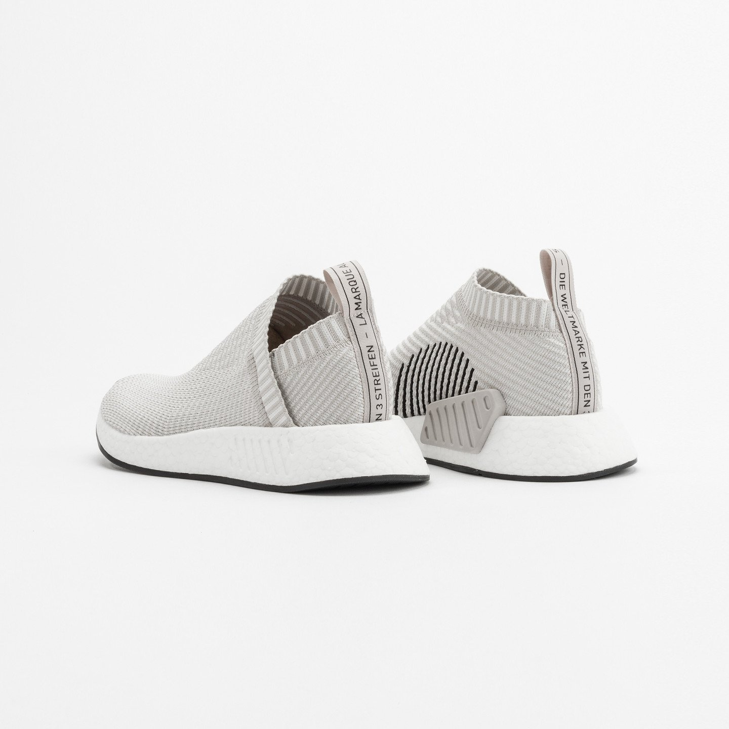 adidas nmd cs2 pk w grey white black ba7213 179. Black Bedroom Furniture Sets. Home Design Ideas