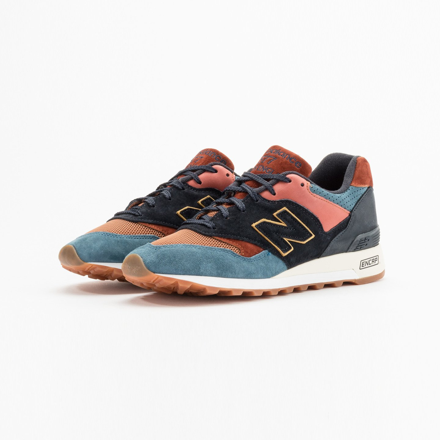 New Balance M577 YP Made in UK 'Yard Pack' Multicolor M577YP-41.5
