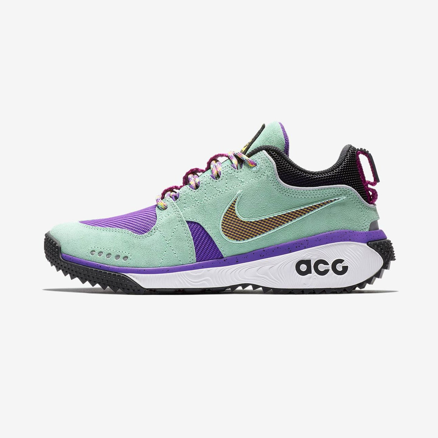 Nike ACG Dog Mountain Emerald Rise / Tour Yellow / Black AQ0916-300