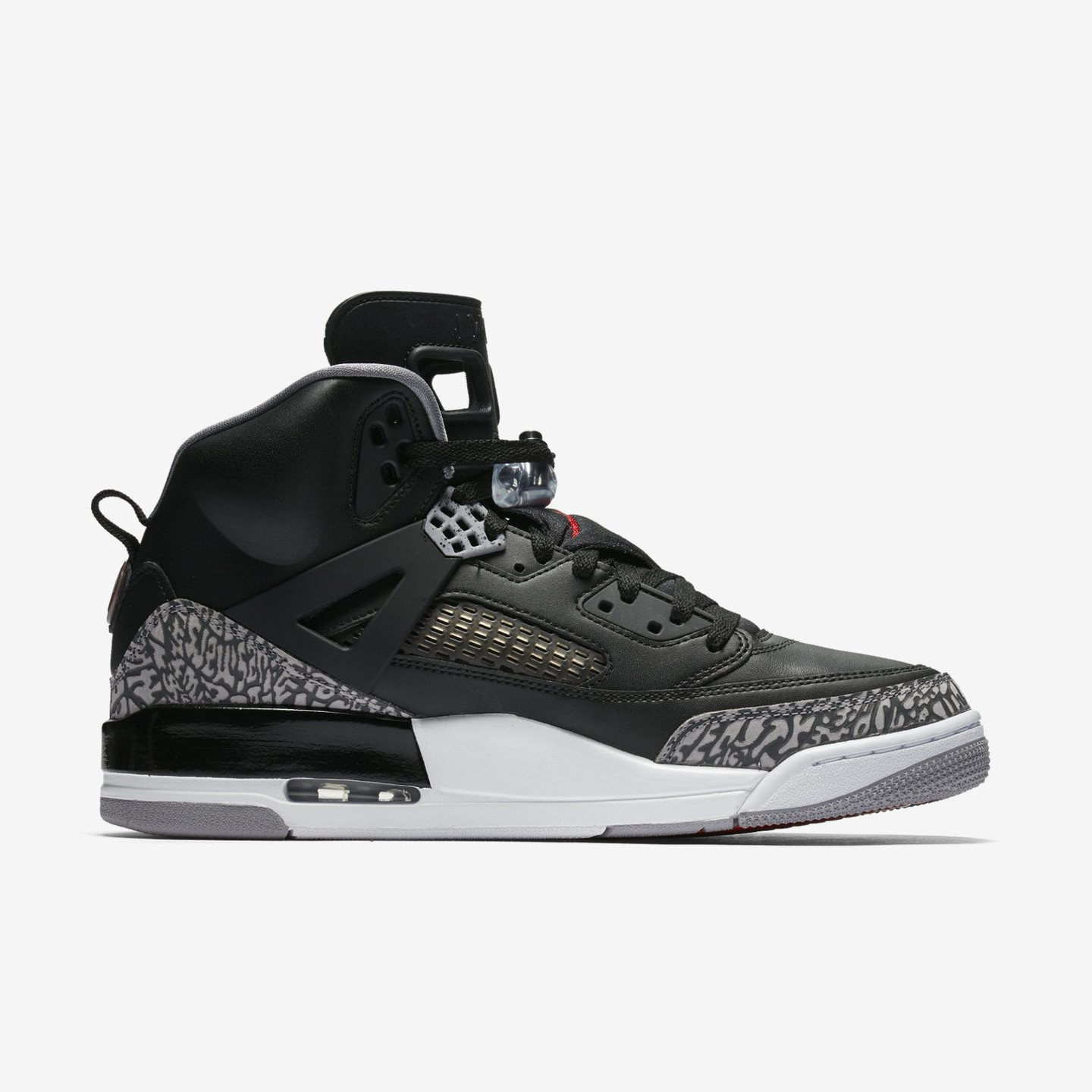 Jordan Air Jordan Spizike Black / Varsity Red / Cement Grey / White 315371-034
