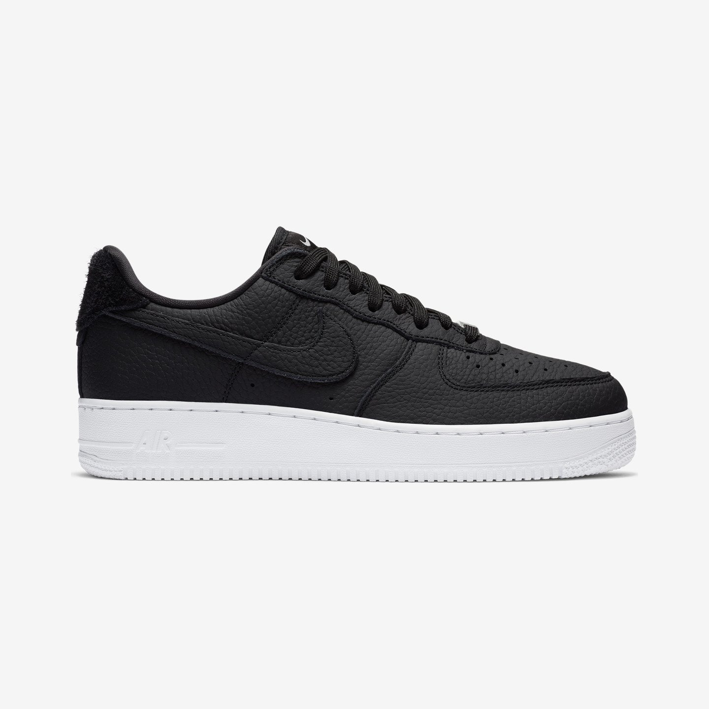 Nike Air Force 1 '07 Craft Black / White / Vast Grey CN2873-001