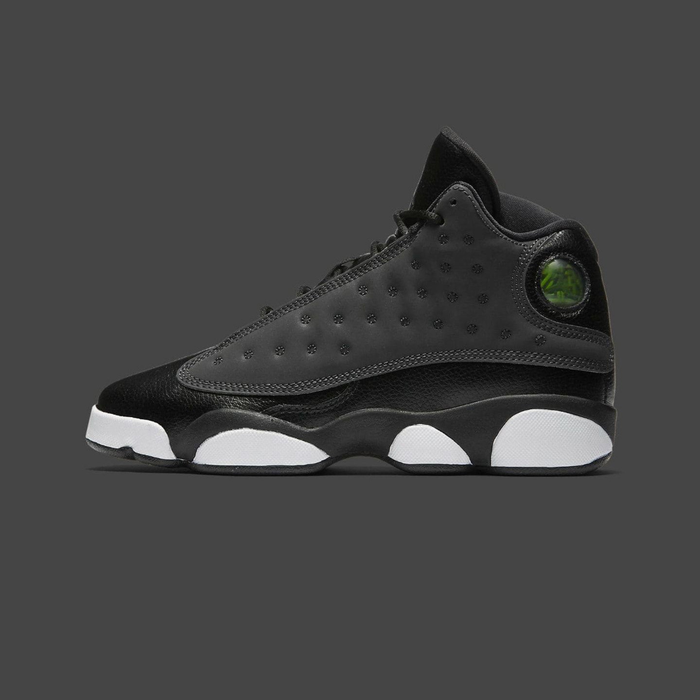 Jordan Air Jordan 13 Retro GS Anthracite / Black / Hyper Pink 439358-009-40