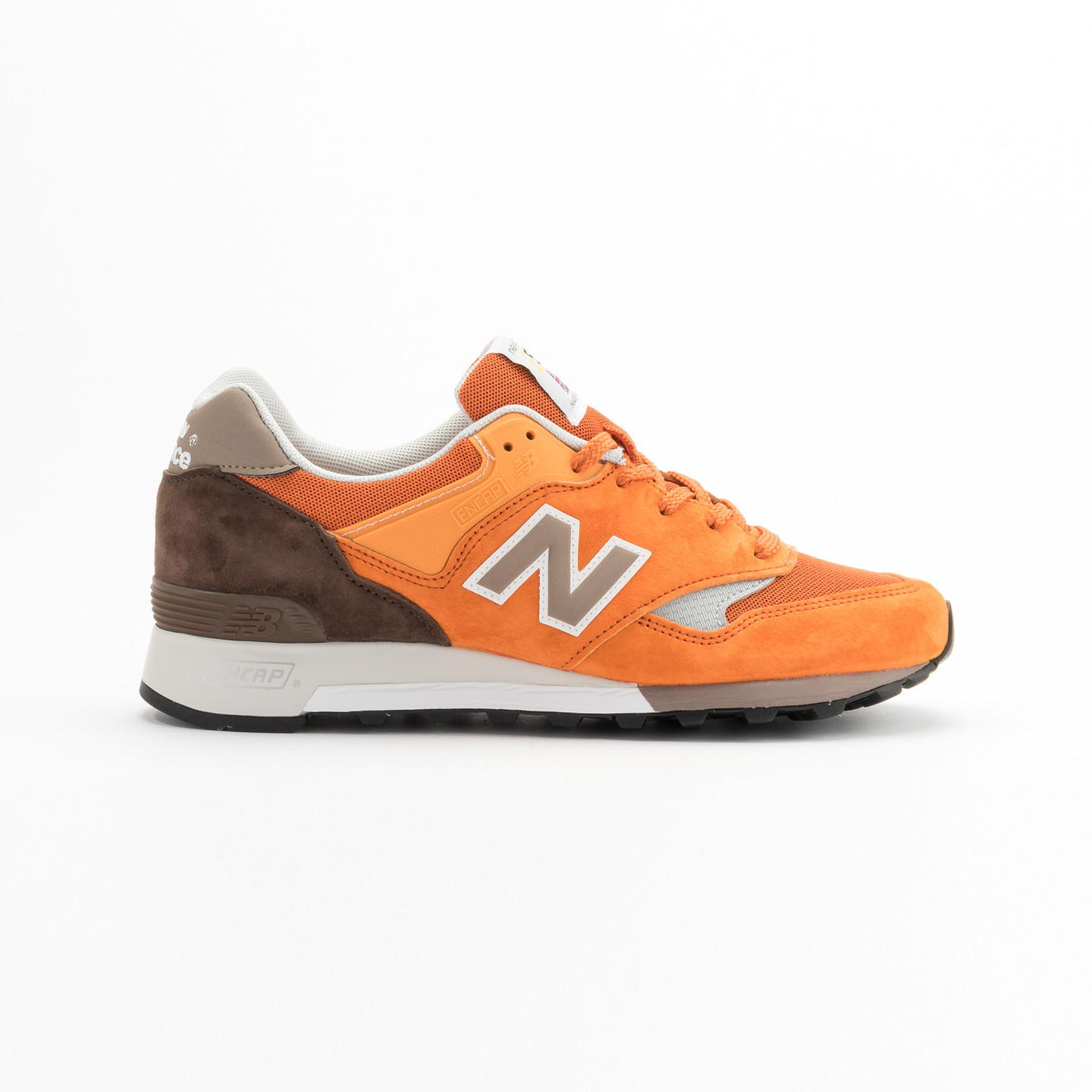 New Balance M577 ETO - Made in England Orange / Brown M577ETO-45.5