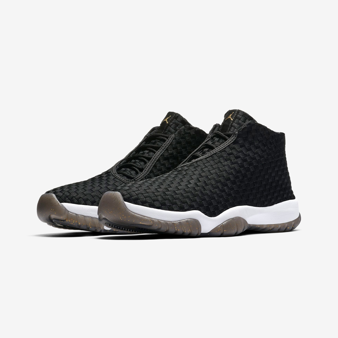 Jordan Air Jordan Future Black / White / Metallic Gold 656503-031