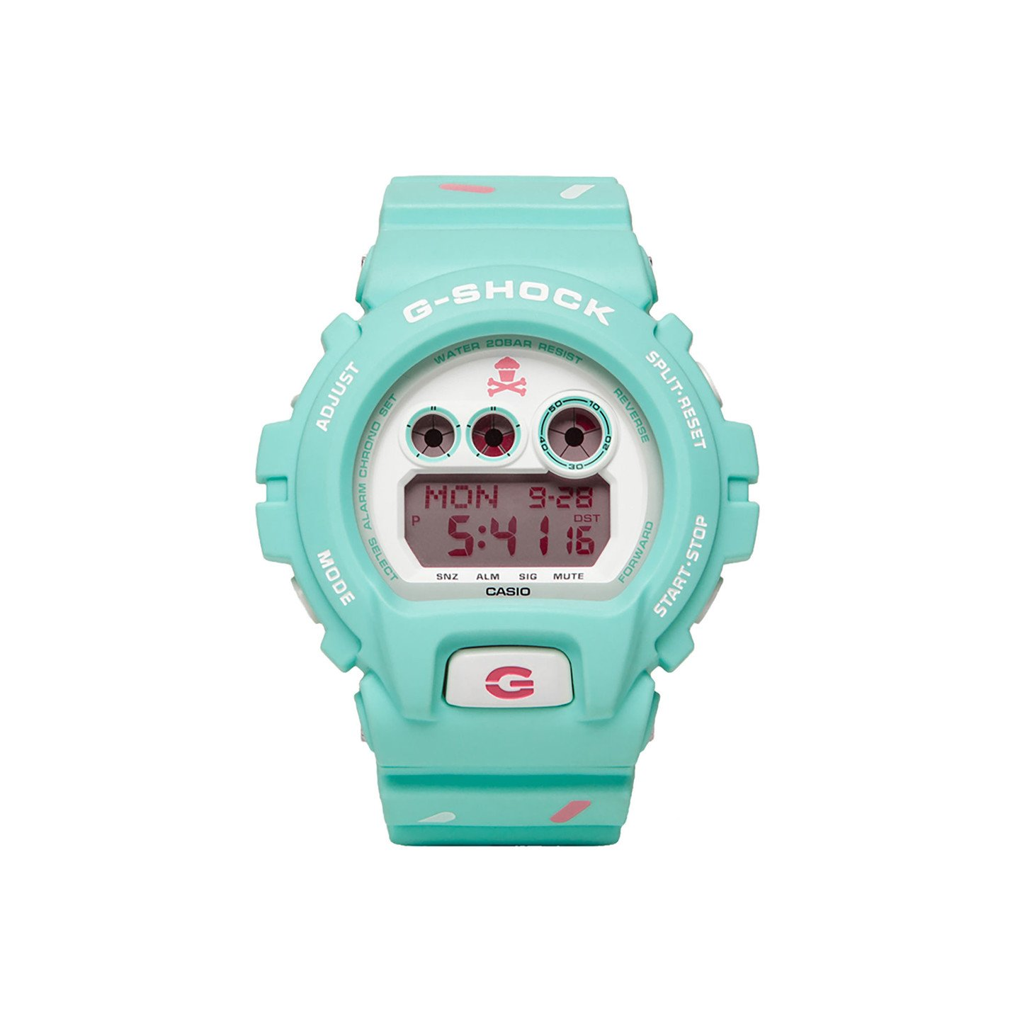 Casio G-Shock x Johnny Cupcakes Sprinkled Mint GDX6900JC-3
