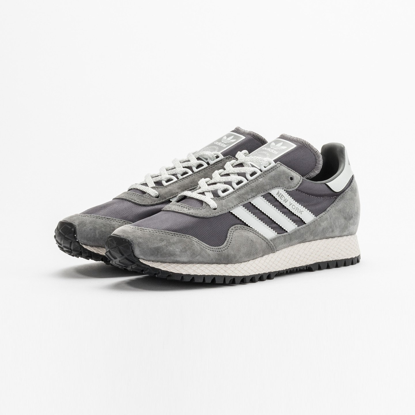 Adidas New York Granit / Clear Grey BB1186-43.33