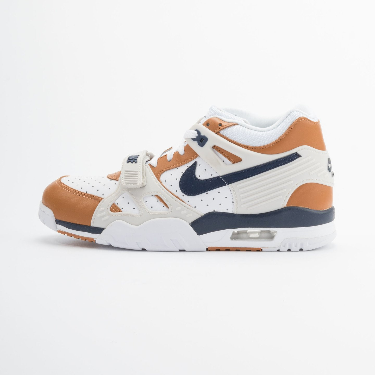 Nike Air Trainer 3 Premium Medicine Ball White/Mid Navy-Gngr-Lght Bn 705425-100-43
