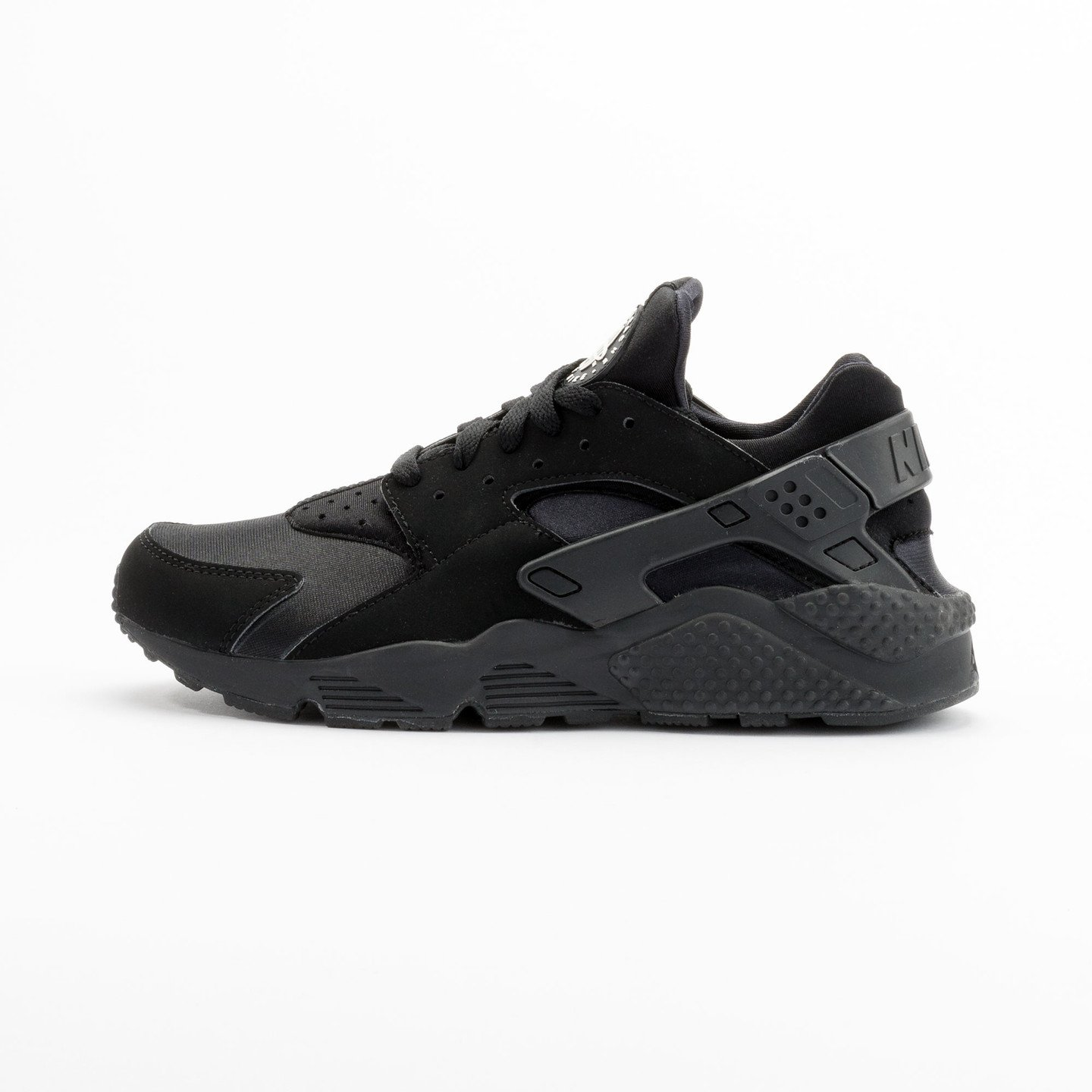 Nike Air Huarache Black/Black-White 318429-003-39