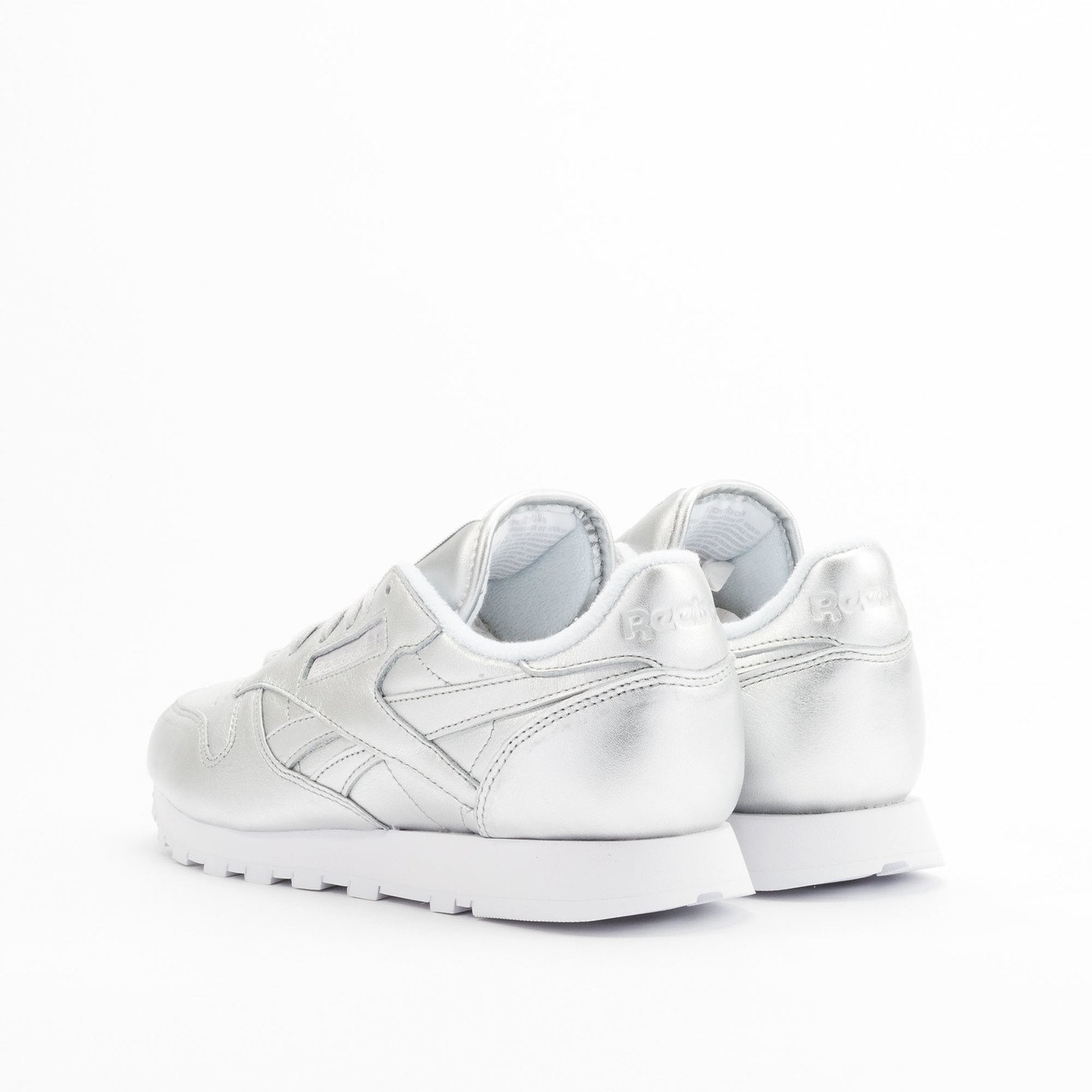 Reebok Classic Leather Spirit Presence Silver / White V62700-37.5